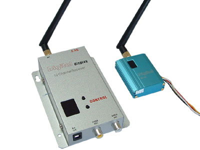 Video Wireless Receiver